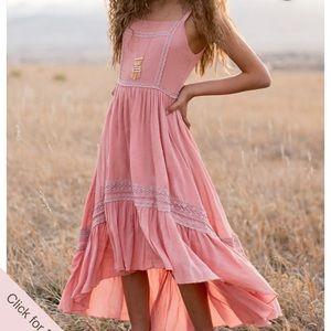Girls Joyfolie Hi-Low Dress